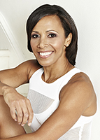 Picture of Dame Kelly Holmes. Image used with courtesy of Dame Kelly Holmes.