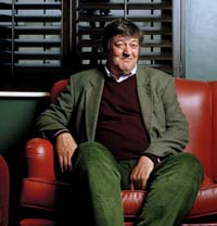 Stephen Fry speaks out about mental Health