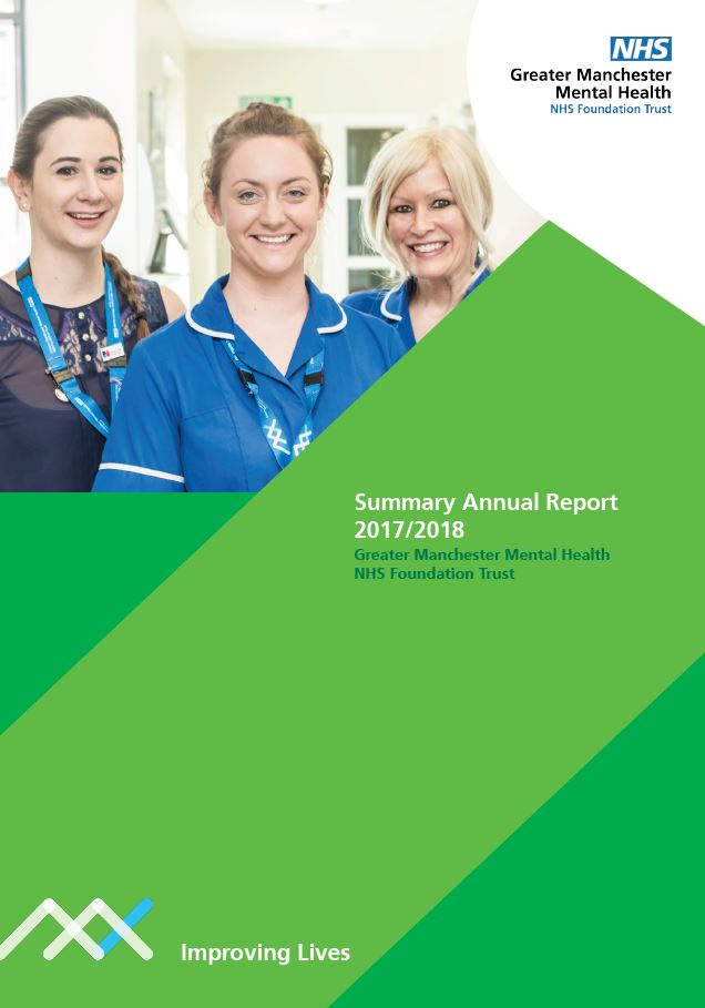 Annual Report Summary 2017-18