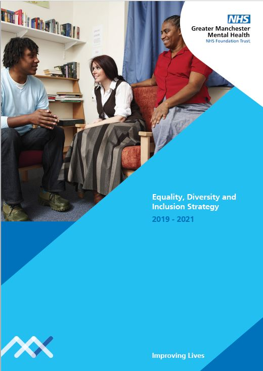 Equality, Diversity and Inclusion Strategy 2019-21