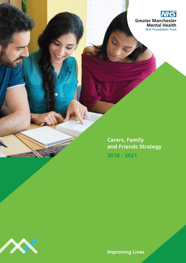 Carer, Friends and Family Carer Strategy