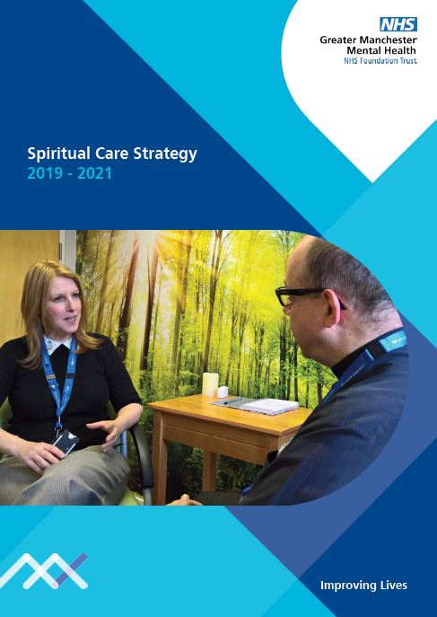Spiritual Care Strategy Cover