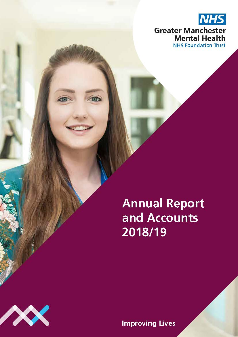 Cover Image Annual Report and Accounts 18/19