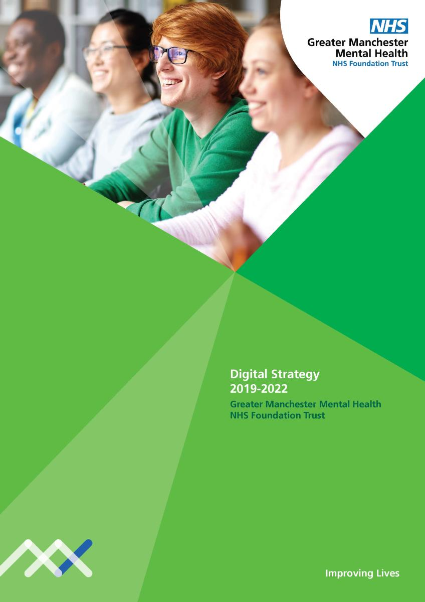 GMMH043 Digital Strategy - Cover Image