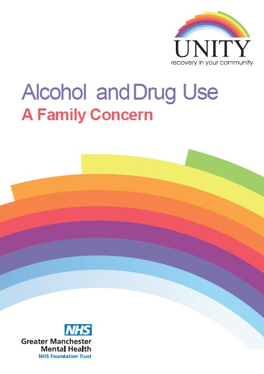 Family concern booklet cover
