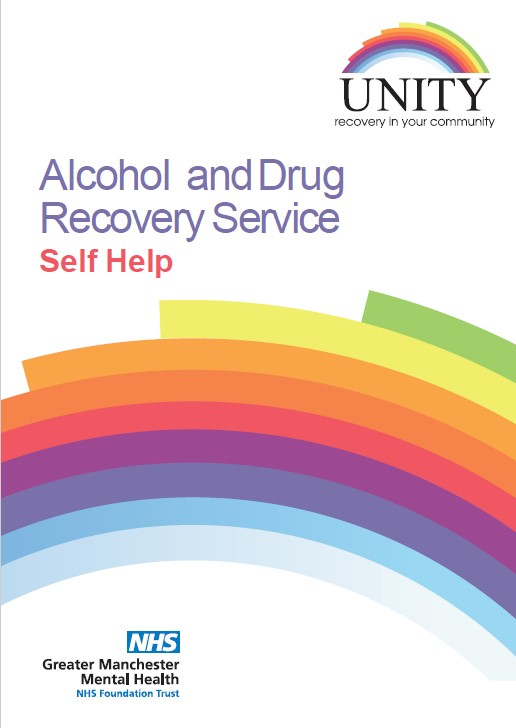 Self help booklet cover