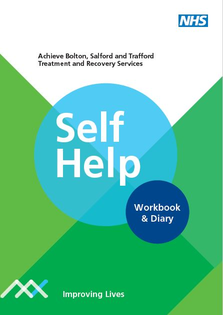 Achieve Services Self Help book cover
