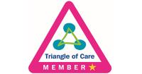 Triangle of Care kitemark 1 star