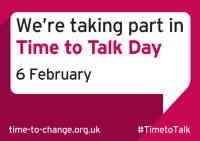 Time to Talk - Time to Change - Day of Action 6th February